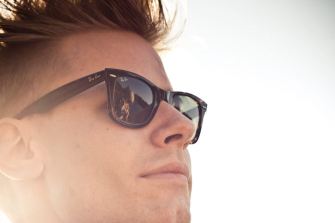 Скидки на коллекцию солнцезащитных очков